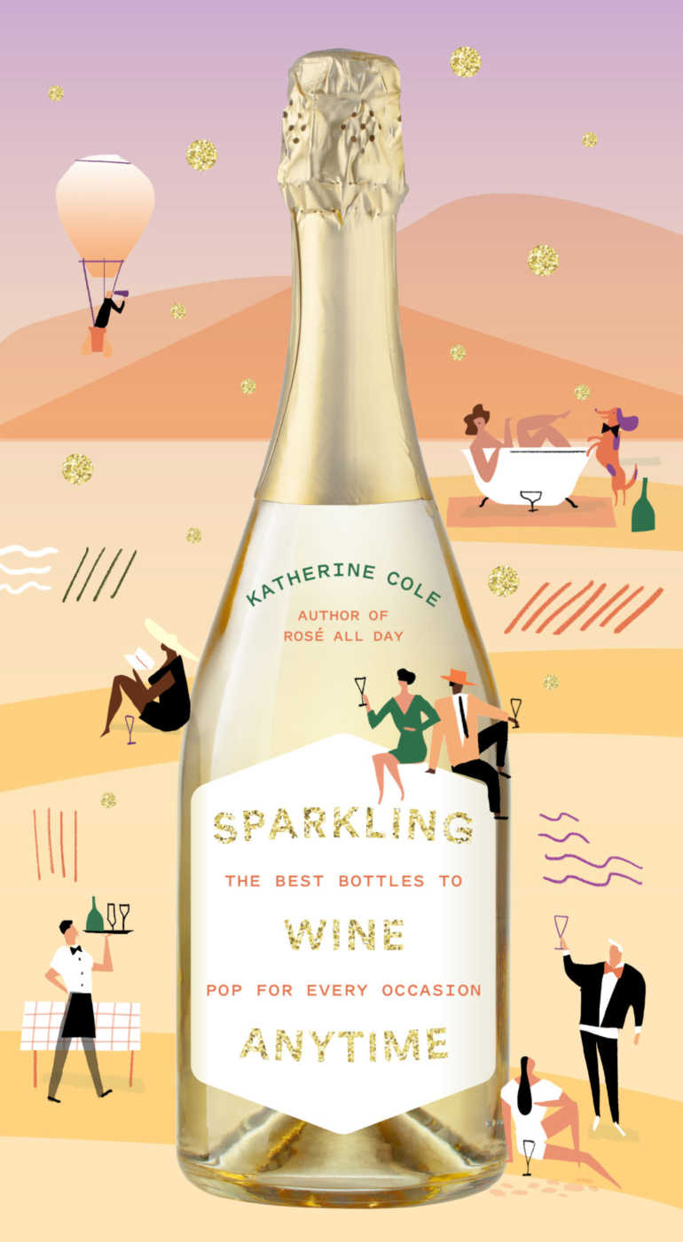 Sparkling Wine Anytime Cover