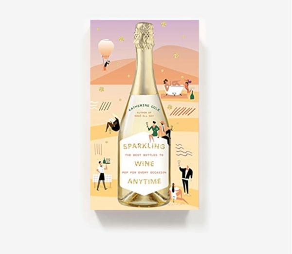Sparkling Wine Anytime: Totebag
