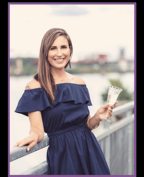 Sparkling Wine Anytime: Katherine Cole