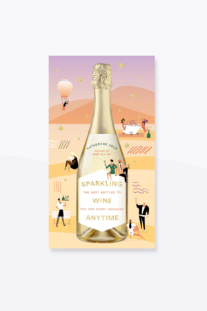 Sparkling Wine Anytime Book