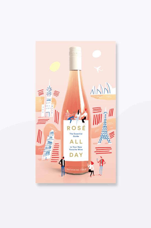 Rosé All Day Book